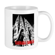 Unique Sagrada familia Mug