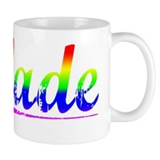 Slade, Rainbow, Small Mug