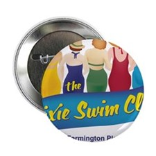 "Dixie Swim Club Logo 2.25"" Button"