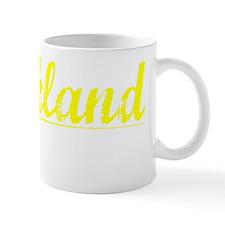 Strickland, Yellow Mug
