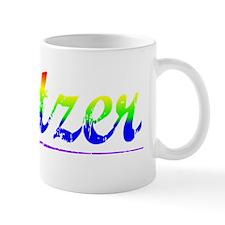 Spitzer, Rainbow, Mug