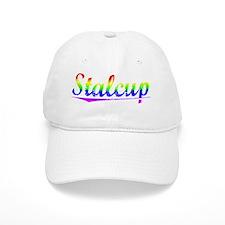 Stalcup, Rainbow, Baseball Cap