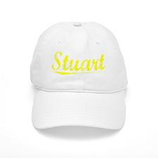 Stuart, Yellow Baseball Cap