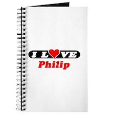 I Love Philip Journal
