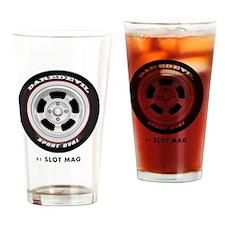 Keep Rollin No.1 - SLOT MAG Drinking Glass