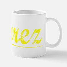 Suarez, Yellow Mug