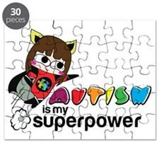 Autism is my superpower Puzzle