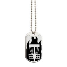 Fireball Basket black Dog Tags