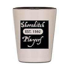 Shoreditch Players Shot Glass
