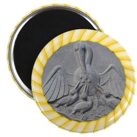 """Order of the Pelican 2.25"""" Magnet (100 pack)"""