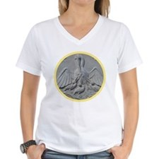 Order of the Pelican Women's V-Neck T-Shirt