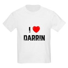 I * Darrin Kids T-Shirt