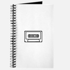 the mighty cassette tape Journal