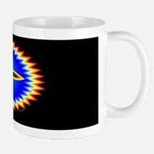 EAGLE FEATHER CROSS MEDALLION Mug