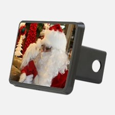 Kissing Santa Hitch Cover