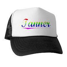 Tanner, Rainbow, Trucker Hat