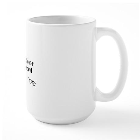 Youll Shoot Yer Eye Out! Large Mug