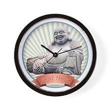 Phat Phuc Wall Clock