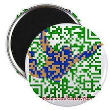 QR Code Blend Magnet