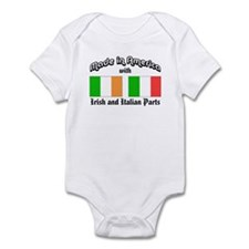 Irish-Italian Infant Bodysuit