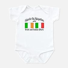 Irish-Italian Infant Bodysuit