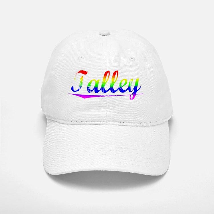 Talley, Rainbow, Baseball Baseball Cap