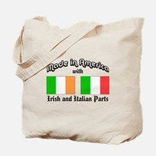 Irish-Italian Tote Bag