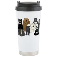 Bears world Travel Mug
