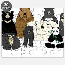 Bears world Puzzle