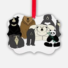 Bears world Ornament
