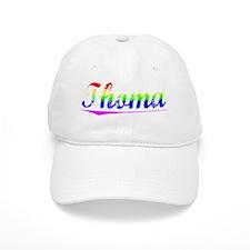 Thoma, Rainbow, Baseball Cap