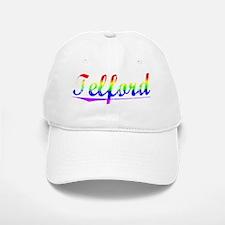 Telford, Rainbow, Baseball Baseball Cap
