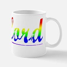 Telford, Rainbow, Mug