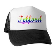 Telford, Rainbow, Trucker Hat