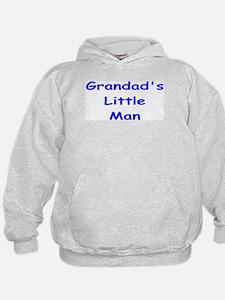 Grandad's Little Man Hoodie