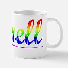 Terrell, Rainbow, Mug