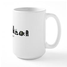 bearsinarowlight Ceramic Mugs
