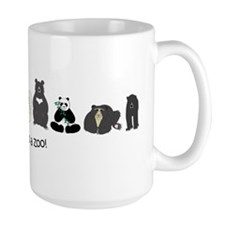 bearsinarowlight Mug