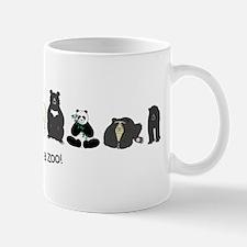 bearsinarowlight Mug