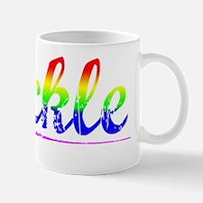 Tickle, Rainbow, Mug