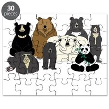 Bear Group Puzzle