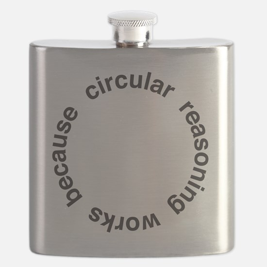 Circular Reasoning Flask