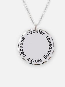 Circular Reasoning Necklace