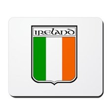 Ireland Shield Mousepad