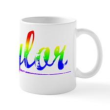 Tylor, Rainbow, Small Mug