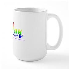Tylor, Rainbow, Mug