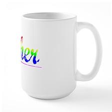 Usher, Rainbow, Mug