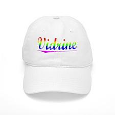 Vidrine, Rainbow, Baseball Cap