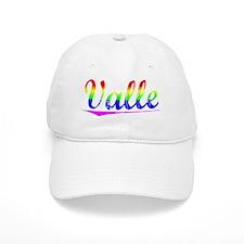 Valle, Rainbow, Baseball Cap
