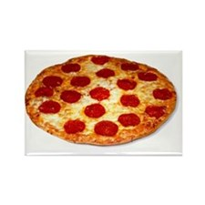 pizza Rectangle Magnet